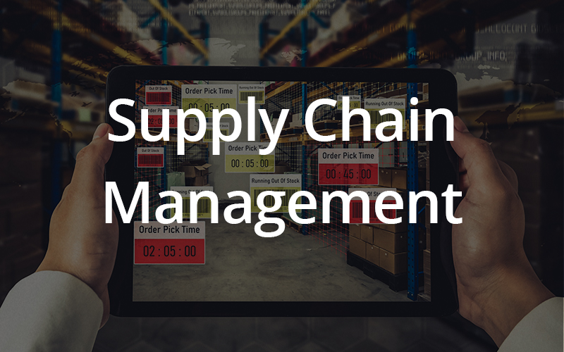 Smart warehouse management system using augmented reality techno